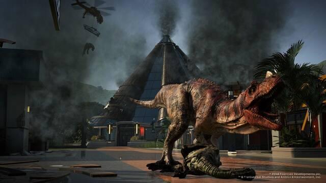 E3 2018: Jurassic World Evolution muestra nuevas imágenes y tráiler de lanzamiento