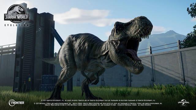 Jurassic World Evolution abrirá sus puertas el 12 de junio