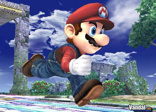 E3: Primeras imágenes de Super Smash Bros. Brawl