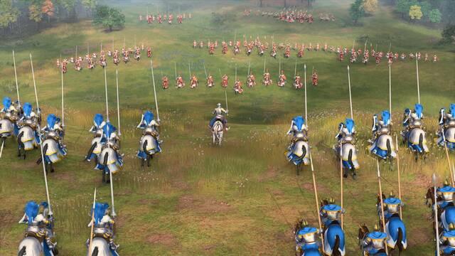 Llega la primera beta de Age of Empires 4