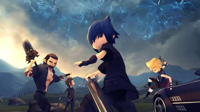 Final Fantasy XV Pocket Edition ya está disponible en iOS y Android
