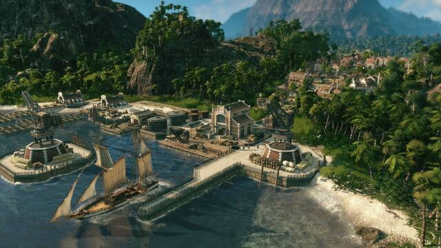 Anno 1800, de Ubisoft, pasa a ser exclusivo de la Epic Game Store y Uplay