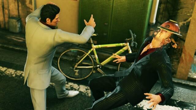 Sega descarta Yakuza en Switch pero no en Xbox One