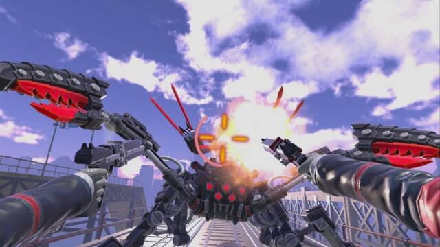 E3 2018: Gungrave VR muestra su nuevo tráiler