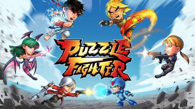 Puzzle Fighter para móviles cerrará sus servidores el próximo 31 de julio