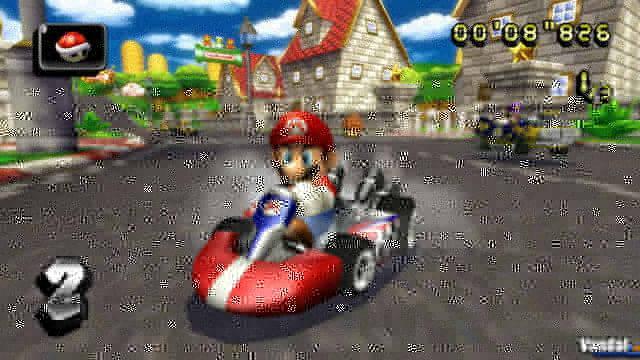 E3: Primeras imágenes de Mario Kart para Wii
