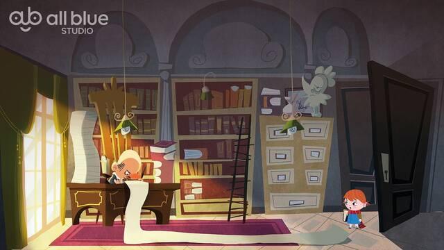 The Thief of Wishes se presenta como un libro interactivo para iOS