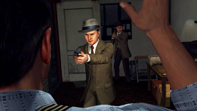 L.A. Noire muestra su versión para Switch en un nuevo tráiler e imágenes