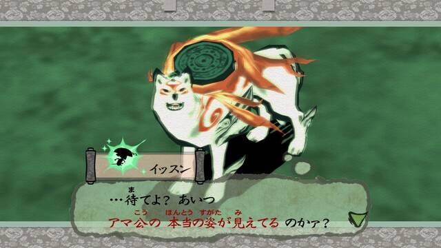 Okami HD muestra su jugabilidad en nuevos vídeos