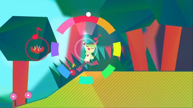 El juego musical Wandersong estará también disponible en Nintendo Switch