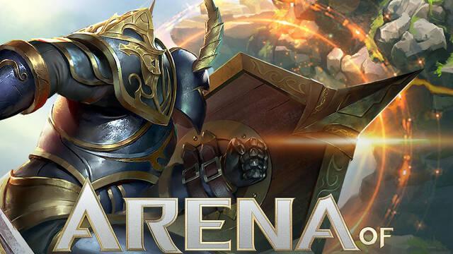 Arena of Valor supera el millón de descargas en Switch