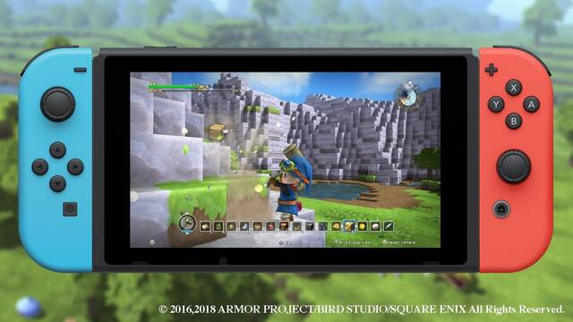 Dragon Quest Builders y Kirby: Battle Royale estrenan demos en la eShop