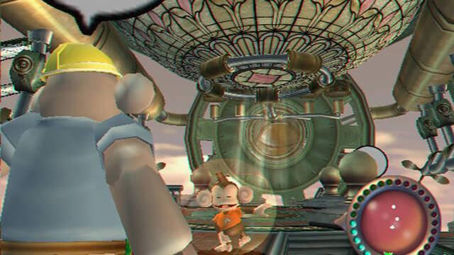Nuevas imágenes de Super Monkey Ball Adventure