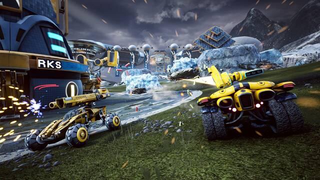 Switchblade llega gratuitamente a PC y PS4 el 22 de enero