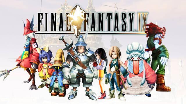 Final Fantasy IX ya está disponible para PS4