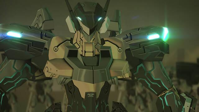 Zone of the Enders secuela o remaster registro Konami