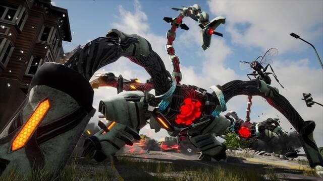 Earth Defense Force: Iron Rain es el juego más vendido de la semana en Japón