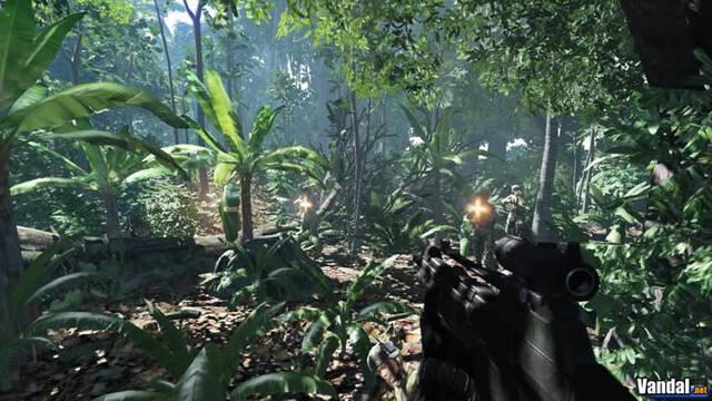 Nuevas imágenes de Crysis