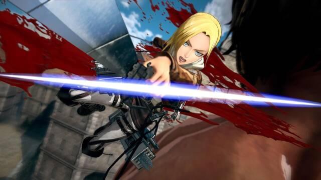 Attack on Titan 2 llegará el próximo 20 de marzo a One, PS4, Switch y PC