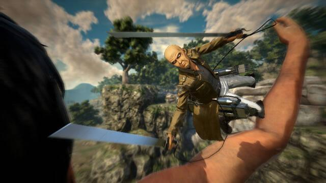 Attack on Titan 2 muestra su modo online y la personalización