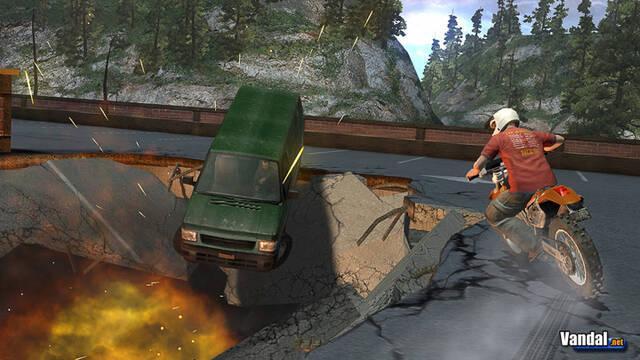 Nuevas imágenes de Stuntman Ignition para PS3 y Xbox 360