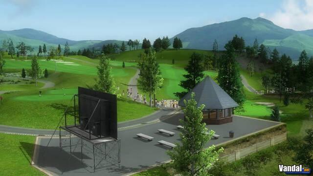 GC: Nuevas imágenes de Everybody's Golf 5