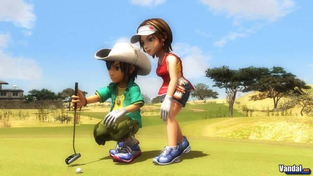 Nuevas imágenes de Everybody's Golf 5