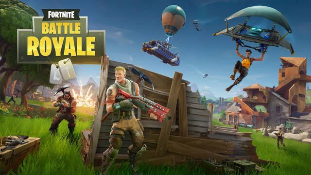 El juego cruzado entre consolas de Fortnite: Battle Royale depende de Sony