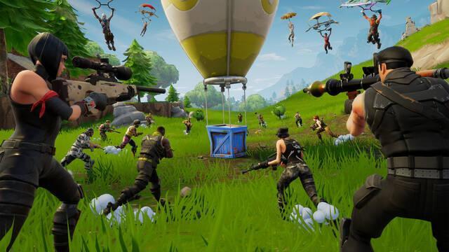 Epic Games todavía hace un seguimiento de las horas que dedicas a Fortnite