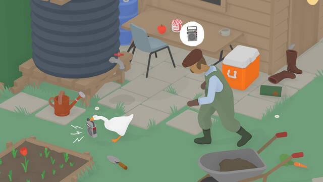El travieso ganso de Untitled Goose Game también llegará a PS4 y Xbox One
