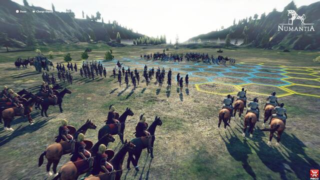 Numantia presentará batalla contra los romanos el 25 de octubre