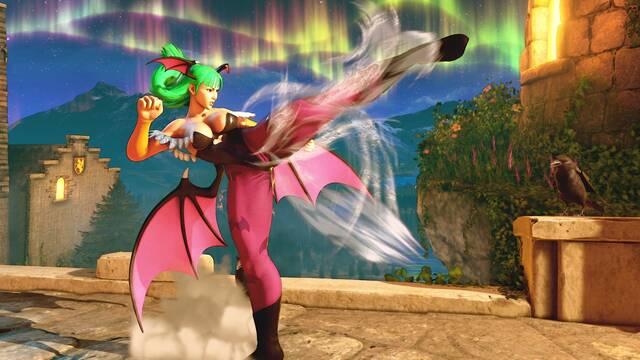Street Fighter V recibirá trajes inspirados en la saga Darkstalkers