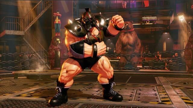 Presentados nuevos trajes para Zangief, Karin y Kolin de Street Fighter V