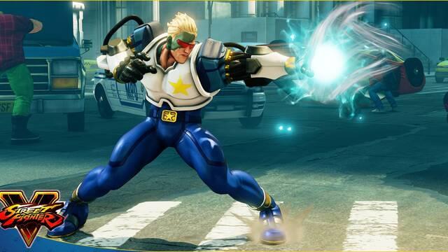 Captain Commando regresa como apariencia para Street Fighter V