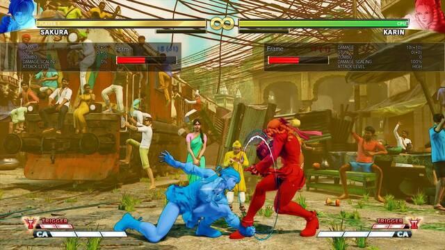 Capcom detalla los cambios con la próxima actualización de Street Fighter V