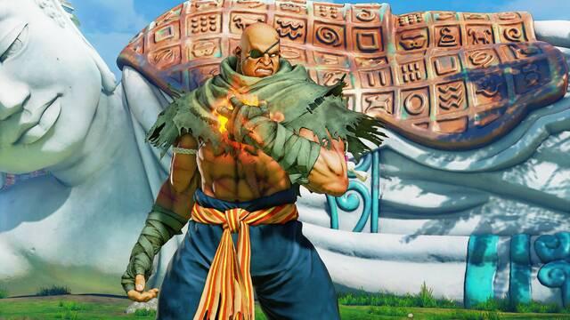 Street Fighter V recibe hoy a Sagat y G