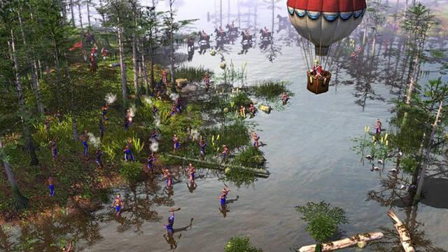 Nuevas imágenes de la expansión de Age of Empires 3