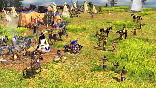 E3: Imágenes de la expansión de Age of Empires 3