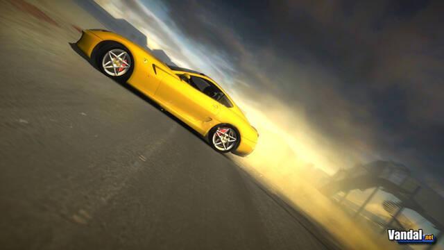 Primeras imágenes de Project Gotham Racing 4