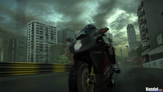 E3: Descubre las motos de Project Gotham Racing 4
