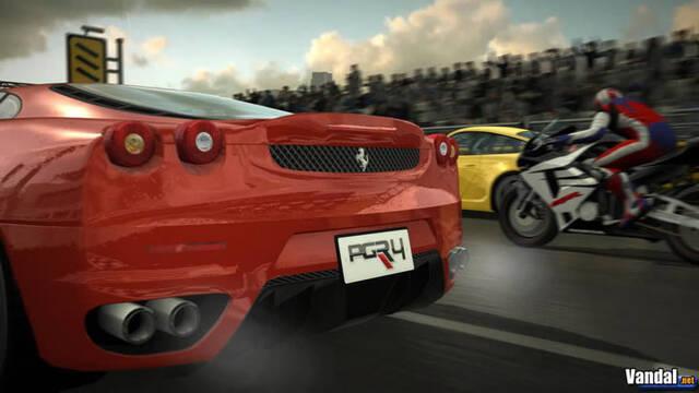 TGS: Nuevas imágenes de Project Gotham Racing 4