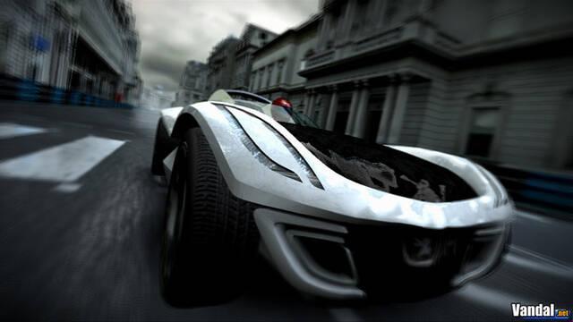 Nuevos contenidos para Project Gotham Racing 4