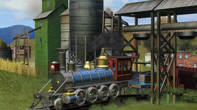 Anunciado Sid Meier's Railroads!