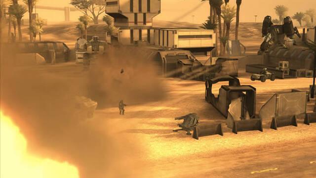 Nuevas imágenes de Battlefield 2142