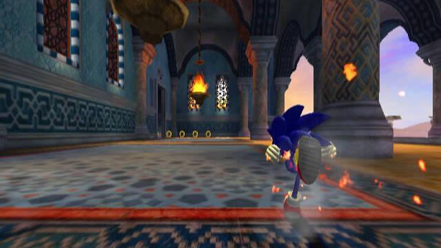 Nuevas imágenes de Sonic and the Secret Rings