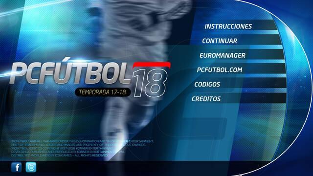 PC Fútbol 2018 muestra sus mecánicas en su primer vídeo oficial