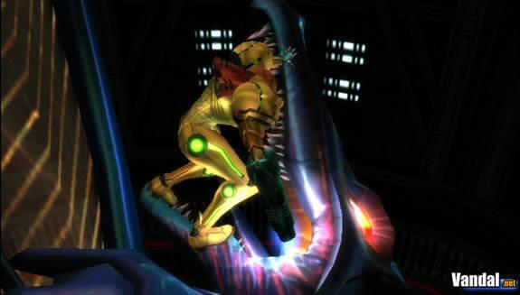 Nuevas imágenes de Metroid Prime 3: Corruption