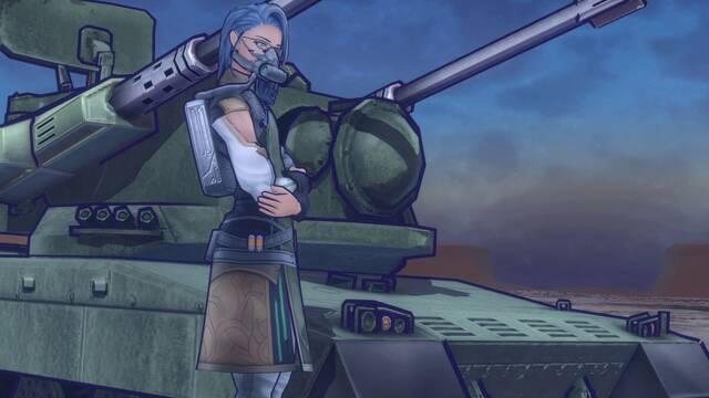 Metal Max Xeno llegará a Europa en otoño, pero solo en PS4