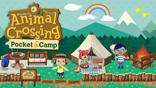 Animal Crossing: Pocket Camp recibe su actualización 1.2.1