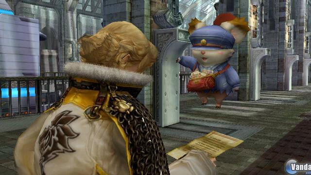 Final Fantasy CC: The Crystal Bearers llegará el 5 de febrero